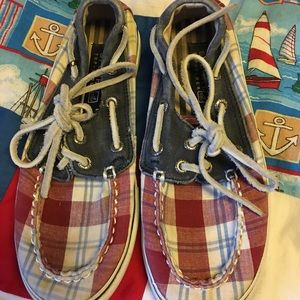 Sperry Topsiders girls shoes